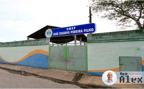 EMEF José Cesário Pereira Filho - Mongaguá