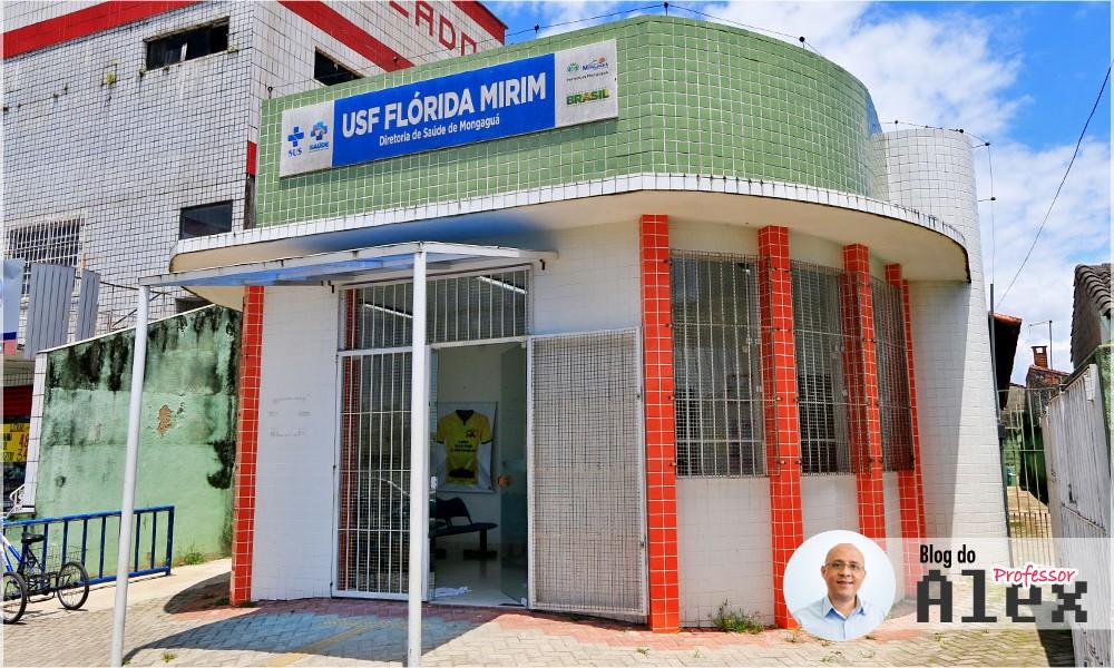 Posto de Saúde Flórida Mirim - Mongaguá