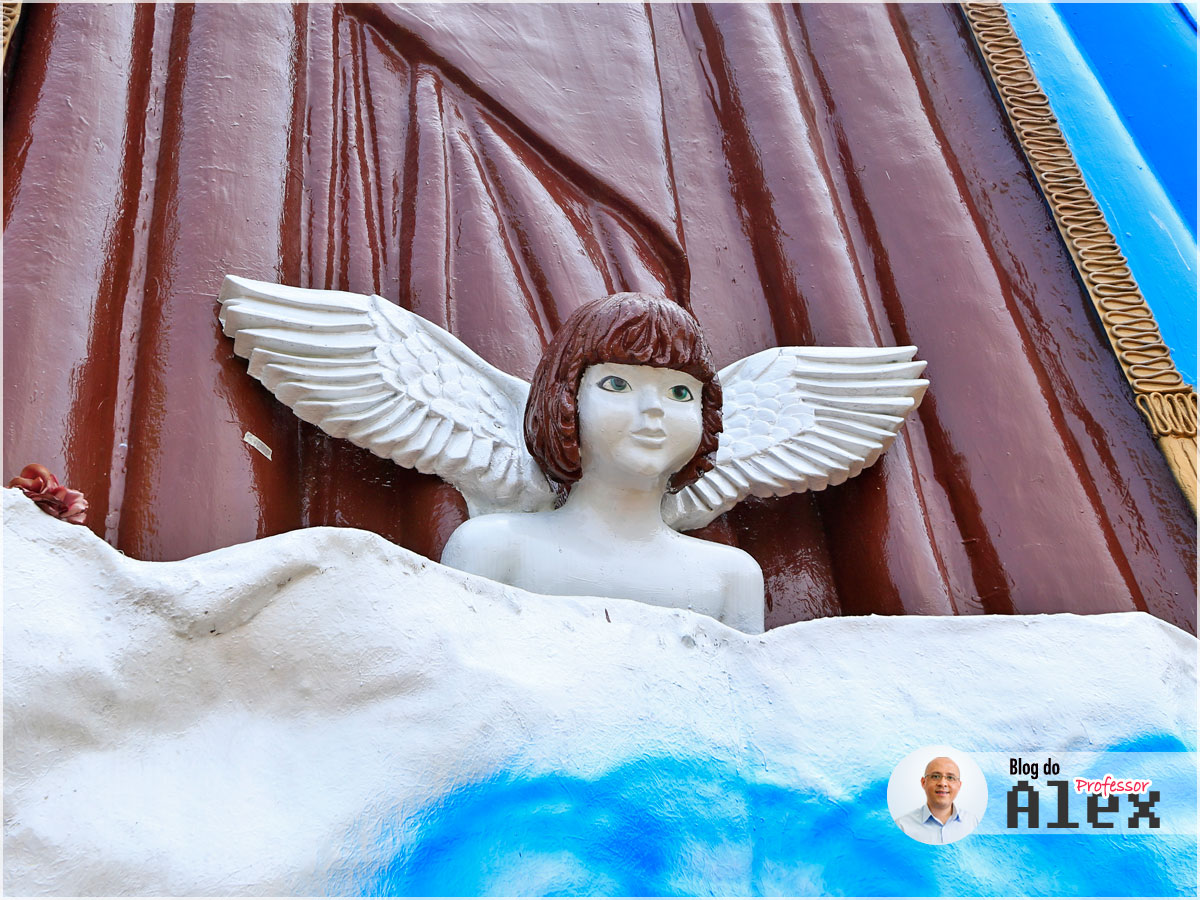 Monumento à Nossa Senhora em Mongaguá