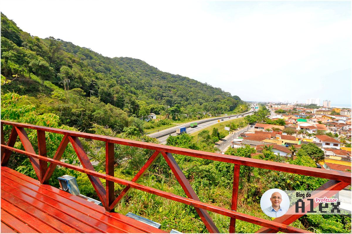 Mirante Morro da Padroeira - Mongaguá