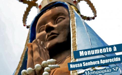 Monumento a Nossa Senhora Mongaguá