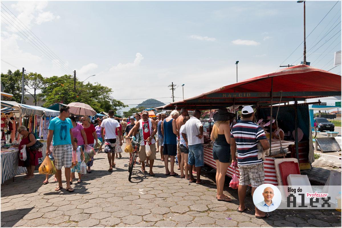 Feira Agenor de Campos - Mongaguá