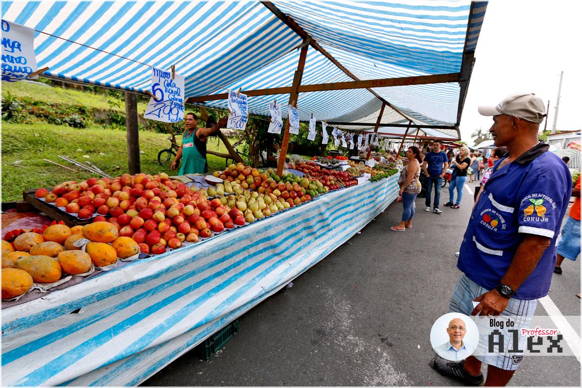 Feira Centro de Mongaguá