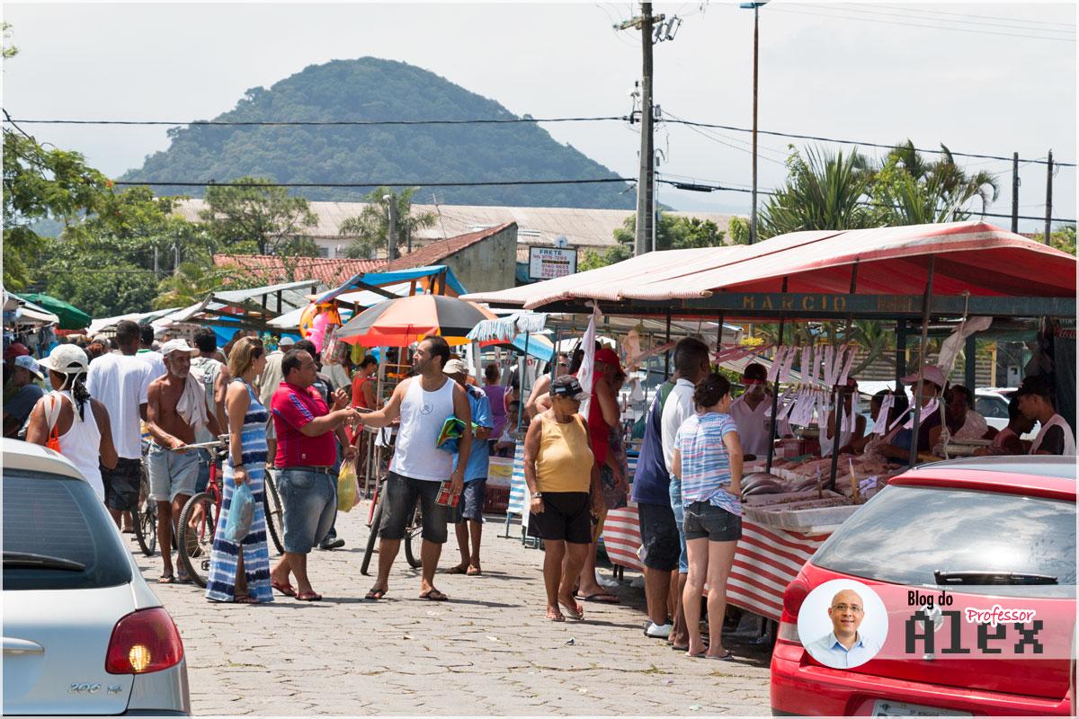 Feira de Agenor de Campos - Mongaguá SP