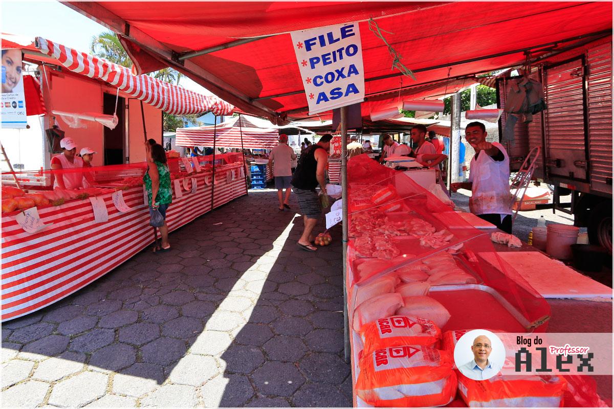 Feira de Vera Cruz - Mongaguá
