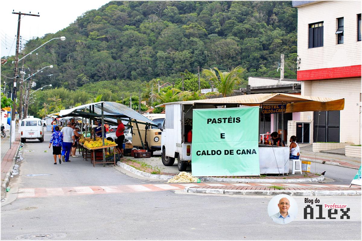 Feira de Itaóca - Mongaguá SP
