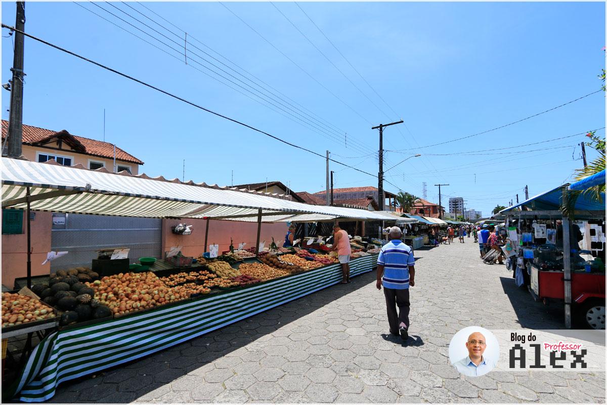 Feira Vera Cruz - Mongaguá