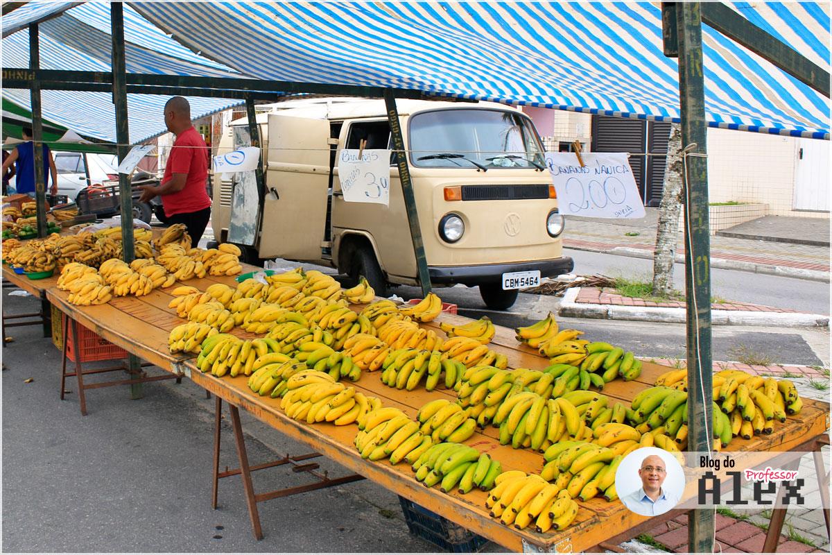 Feira Livre de Itaóca - Mongaguá