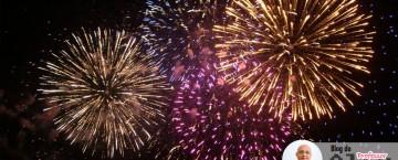 Fogos de Artifício em Mongaguá