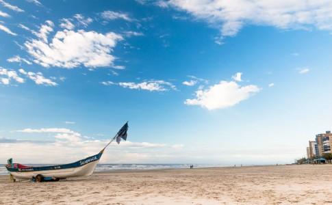 Praias de Mongaguá