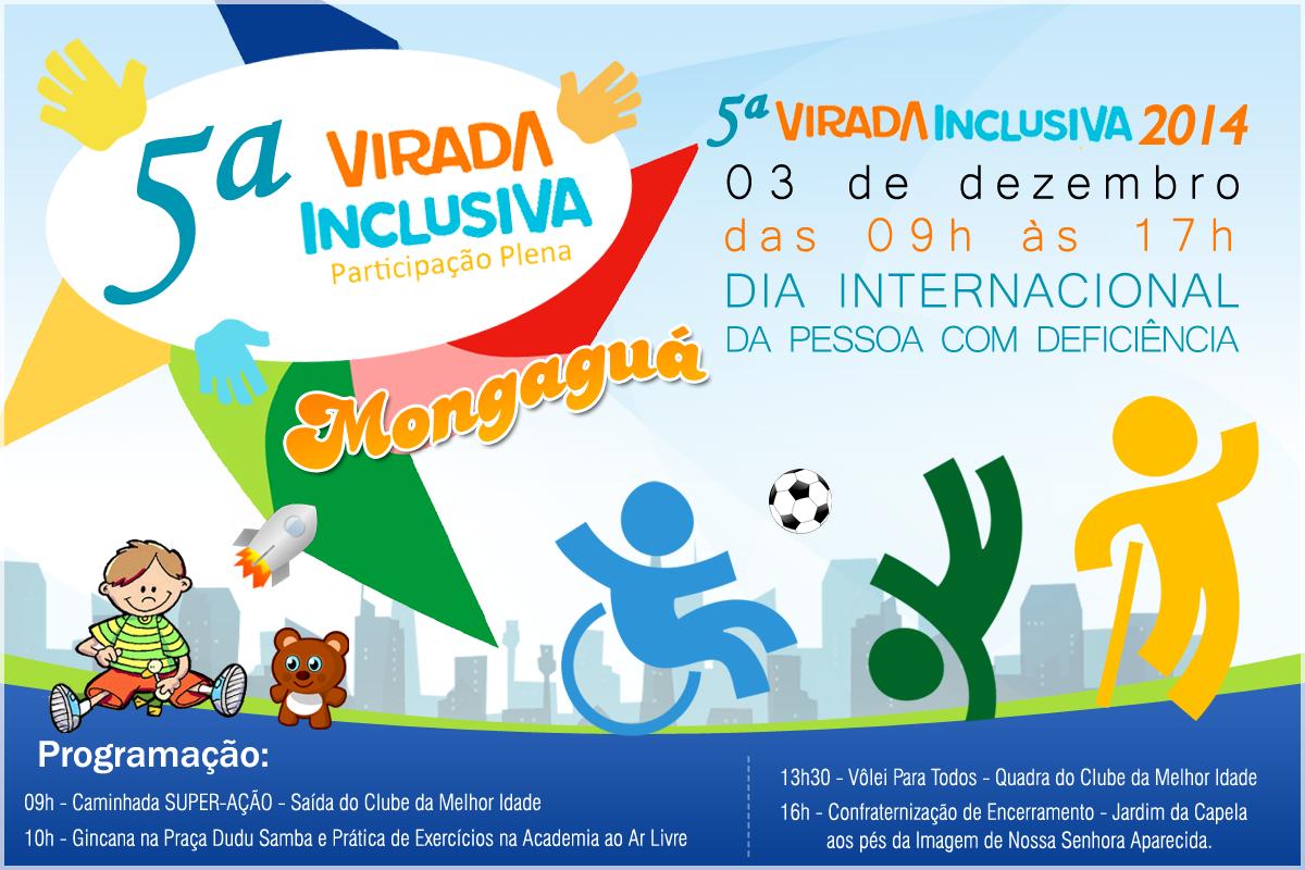 Virada Inclusiva Mongaguá 2014