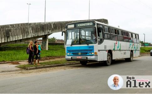 Ponto de Ônibus Bairro Itaóca