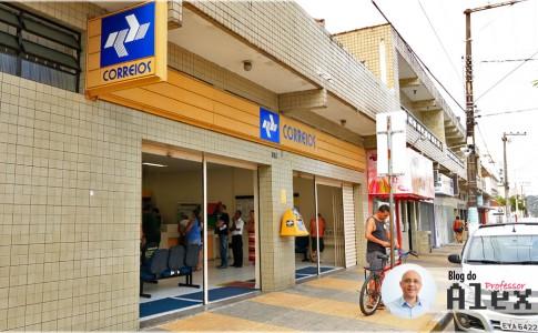 Correios - Centro de Mongaguá