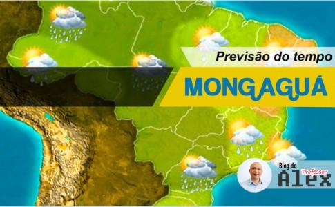 Previsão do Tempo - Mongaguá