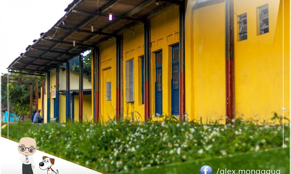 Estação de Trem - Mongaguá