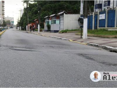 Av. São Paulo, Mongaguá