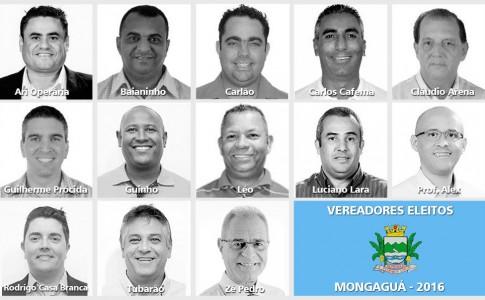 Vereadores Eleitos - Eleições 2016 - Mongaguá SP