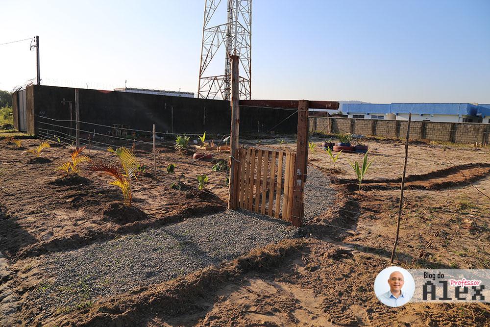 Horta Comunitária Mongaguá - 2