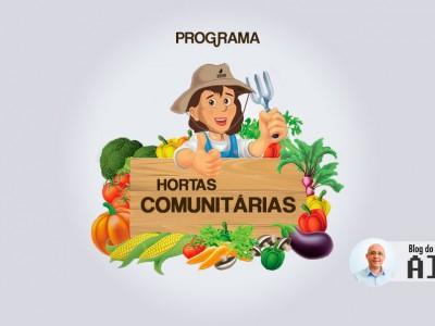 Programa Hortas Comunitárias - Mongaguá