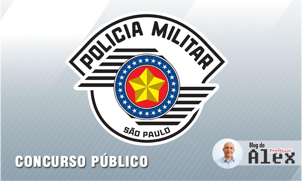 Concurso Público da Polícia Militar de SP - 2017