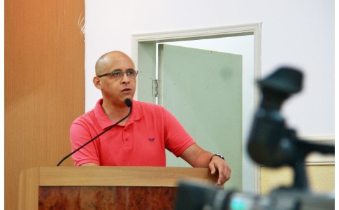 Vereador Prof. Alex - Mongaguá