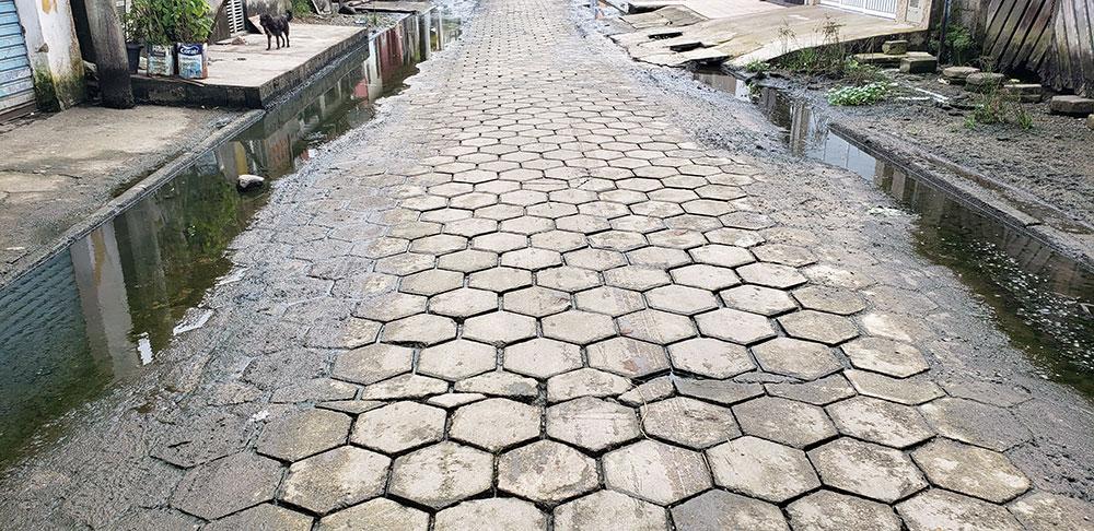 Rua Marcelino Rodrigues de Meira