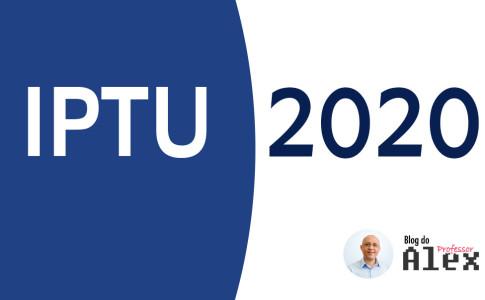 Desconto IPTU 2020 - Mongaguá