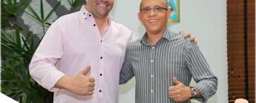 Rodrigo Casa Branca e Prof. Alex