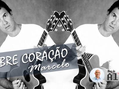 Cantor Marcelo - Abre Coração - Anos 80Cantor Marcelo - Abre Coração - Anos 80